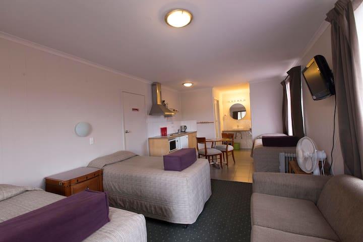 Tasman Ecovillage Studio Room - Nubeena - Departamento