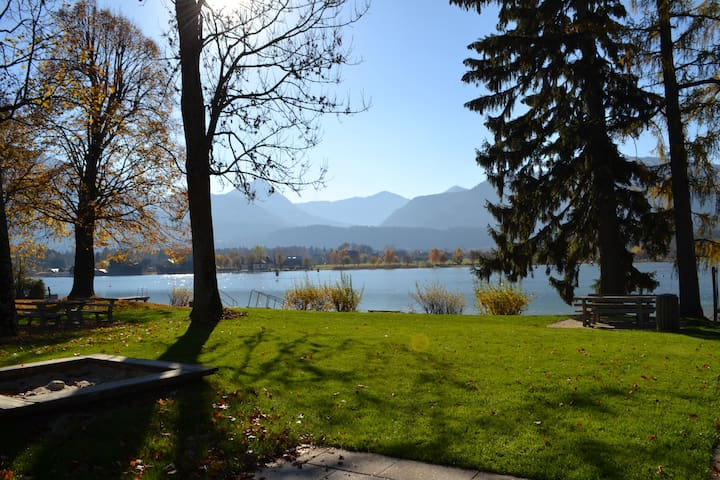 Parkcottage St.Wolfgang lakeside! IV - Ried - Leilighet