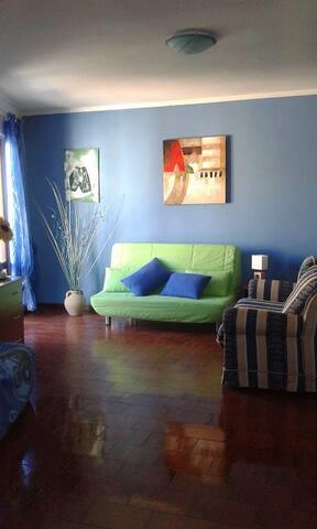 casgranell1 - Appartamento luminoso e panoramico - Sant'Anna Arresi