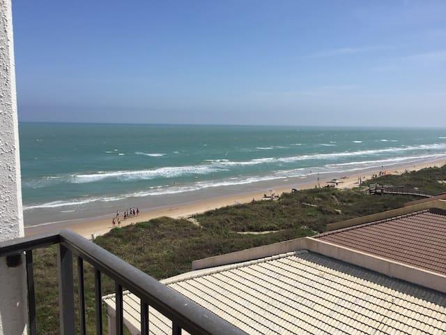 7th floor Studio- panoramic views! - South Padre Island - Huoneisto