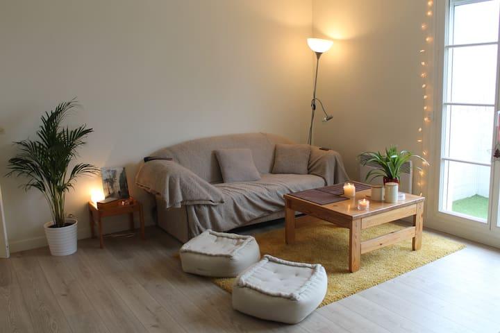 Chambre agréable dans un appartement douillet - Combs-la-Ville