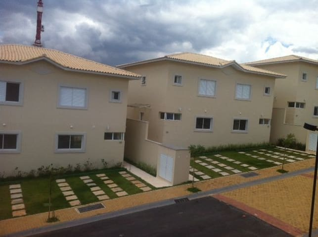 Quarto aconchegante/casa de família - Jundiaí