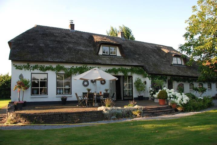 Sfeervolle luxe kamer in landelijke omgeving - 布雷達(Breda) - 家庭式旅館