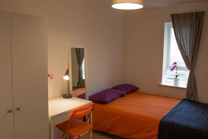 Private double bedroom in Hitchin - Hitchin - Lägenhet