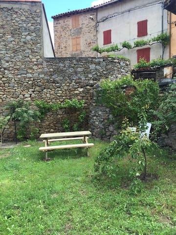 Maison charmante village typique !! - Sahorre - Hus