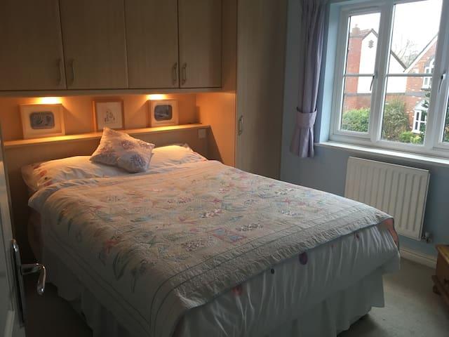 Double Room, Quiet Area, Detatched House, Parking - Appleton - Maison