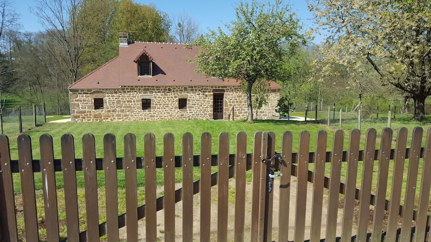 Maison normande de charme - Torchamp  - Huis