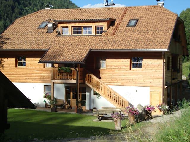 Winnewieser Farmhouse - app.larch - Vandoies