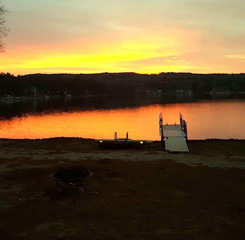 Cozy Efficiency On The Lake - Milton - Gästsvit