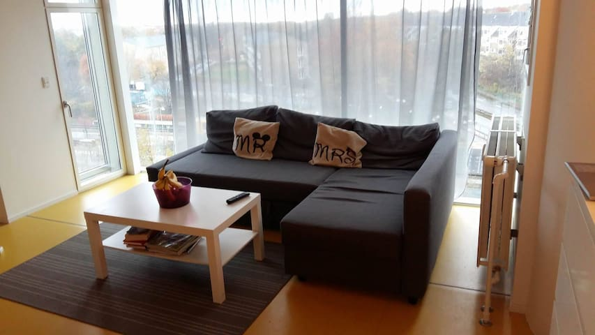 A cozy apartment next to Jægersborg Station - Gentofte - Apartament