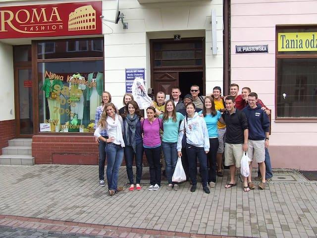 Second Home Hostel Oświęcim - Oświęcim - Herberge