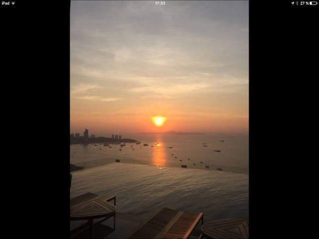 Centric Sea Pattaya - Muang Pattaya - Apartament