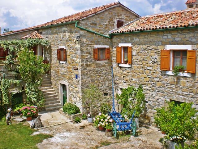 "Stone House ""Bukaleta"" in Istria - Lanišće - Casa"