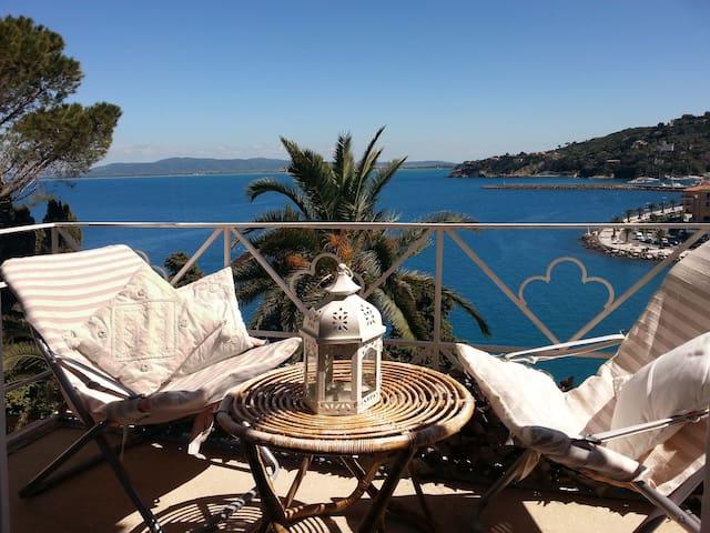 Tuscany between sea and history - Porto Santo Stefano - Apartament
