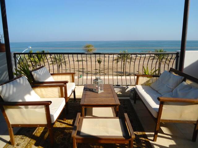 Room in Beach Villa - Muskat - Villa