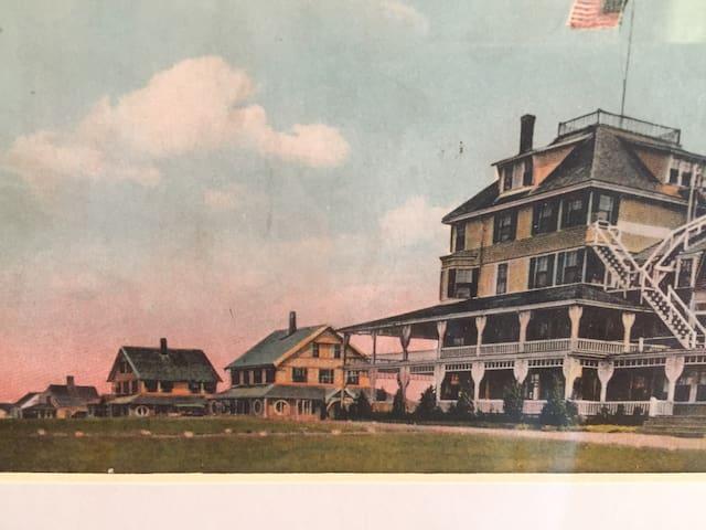 The Nobscussett Beach House - Dennis - Ev