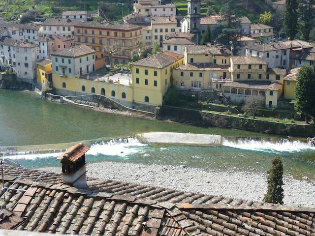 Casa Bagni Caldi - Bagni di Lucca - Daire