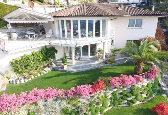 NEW Sunny apartments - Gordola - Apartament