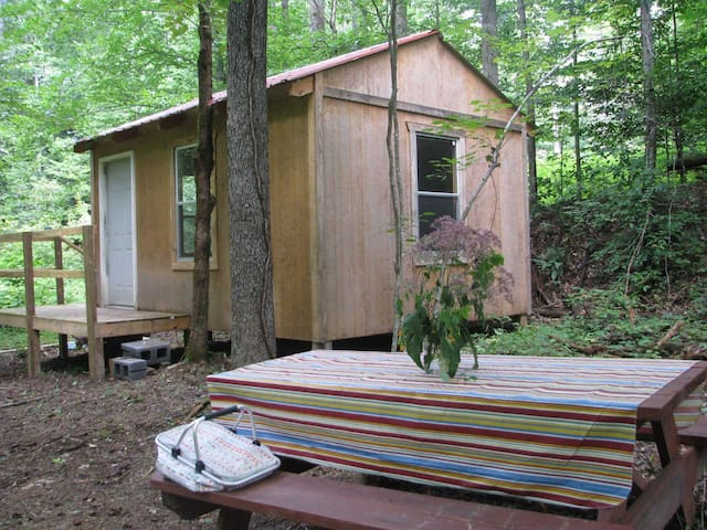 Momma Bear Cabin w/ secluded site - Cosby - Houten huisje