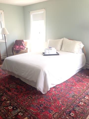 Suite near Castle Hill, Crane's Estate & Beach - Ipswich