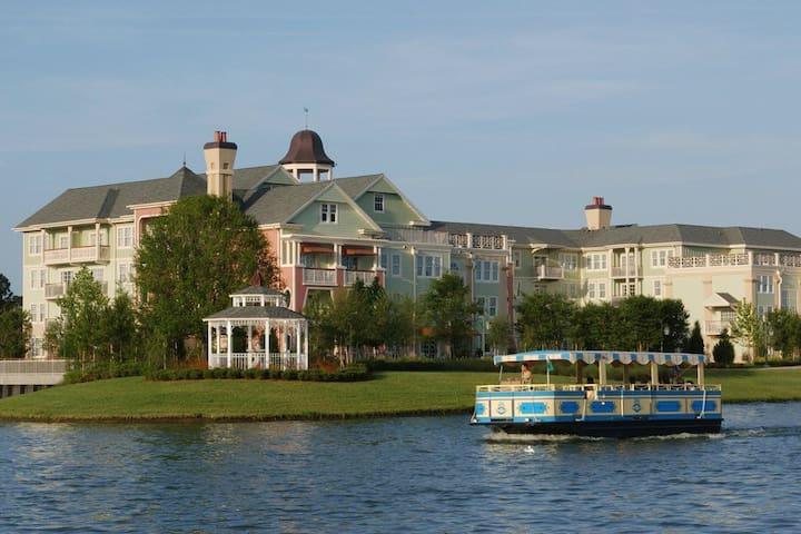 Disney's Saratoga Springs Resort & Spa - Orlando - Villa