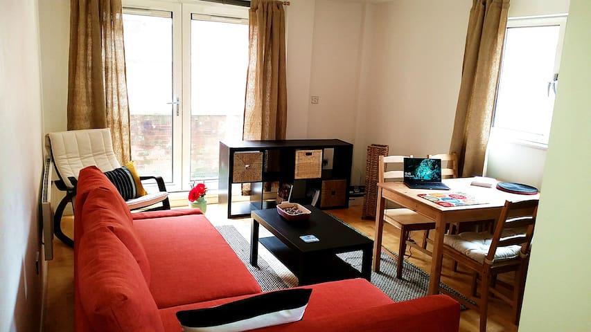 Single Room in the heart of Nottingham - Nottingham - Leilighet