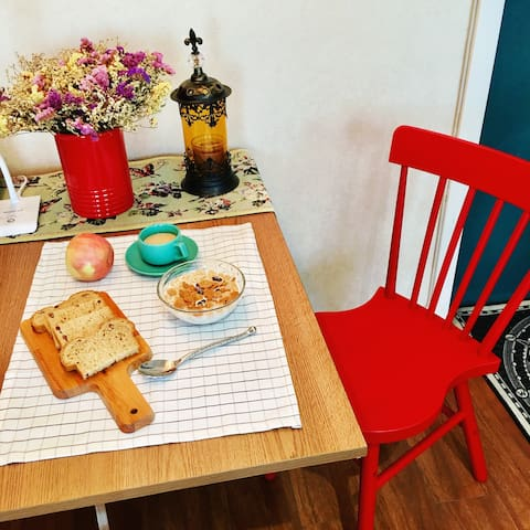 罗小蟹的家,Summer's sweet home,欢迎做客 - Wulumuqi Shi - Bed & Breakfast