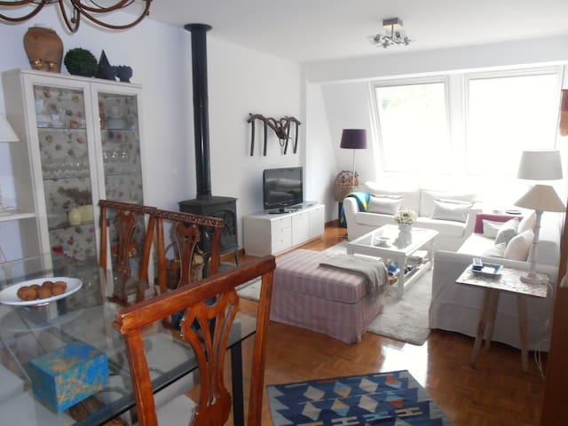 Precioso apartamento en Ezcaray - Ezcaray - Lägenhet