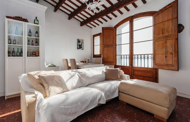Casa con magníficas vistas al mar. - Premià de Mar - House