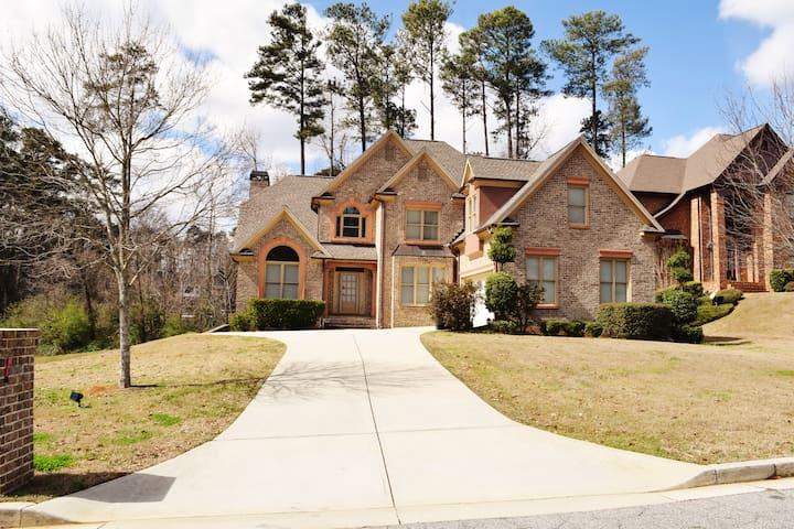 Family&Group Retreat Home in ATLANTA - Atlanta - Maison