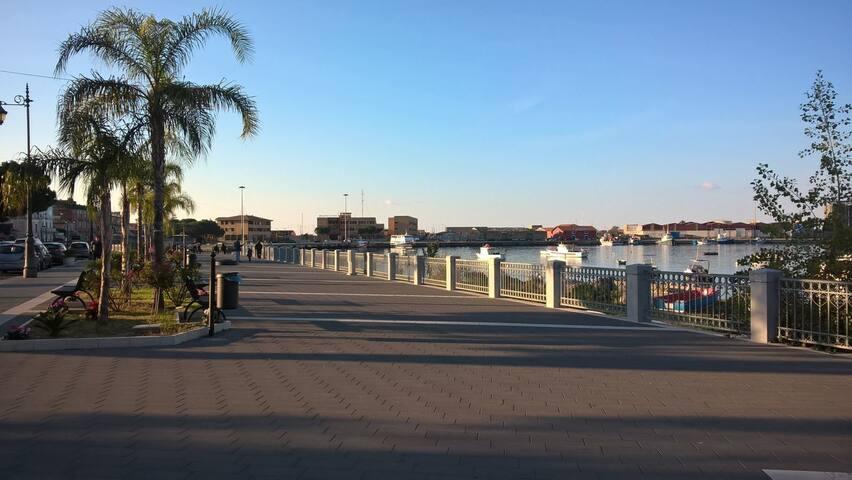 appartamento attico vista mare a Vibo Marina - Vibo Marina