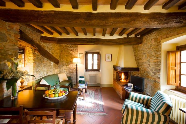 One-bedroom apartment in Resort - Borgo San Lorenzo - Apartment