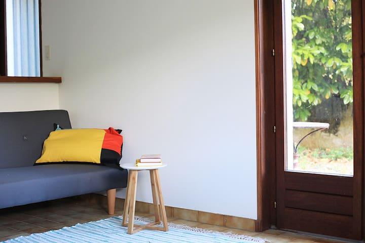 Appartment in house near Lyon - Saint-Pierre-la-Palud - Daire