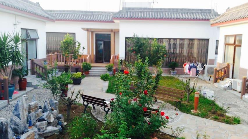 Courtyard #249 [北宅249号大院] Room1 - Peking - Talo