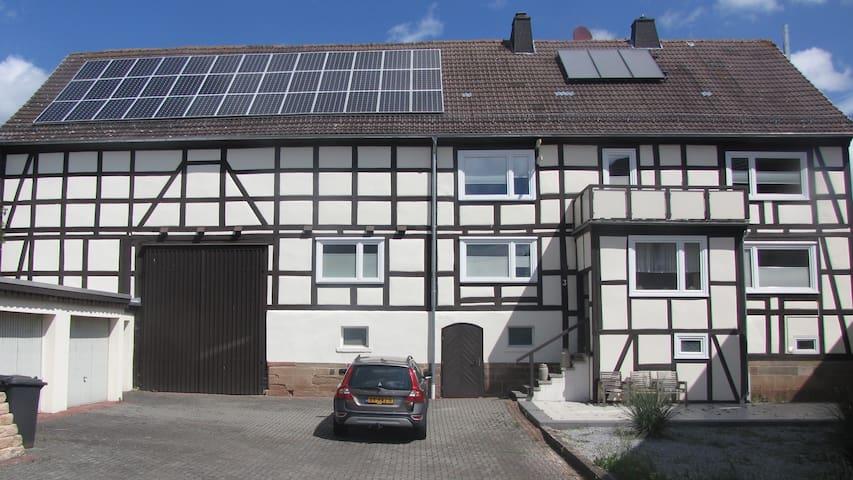 BIG HOUSE, Luxury, Wellness, Nature, Long walks - Edertal - Casa