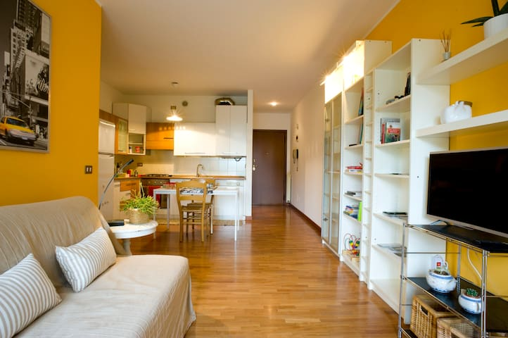 """Casa Soave"" five minutes from Fair and Station - Padova - Appartement"