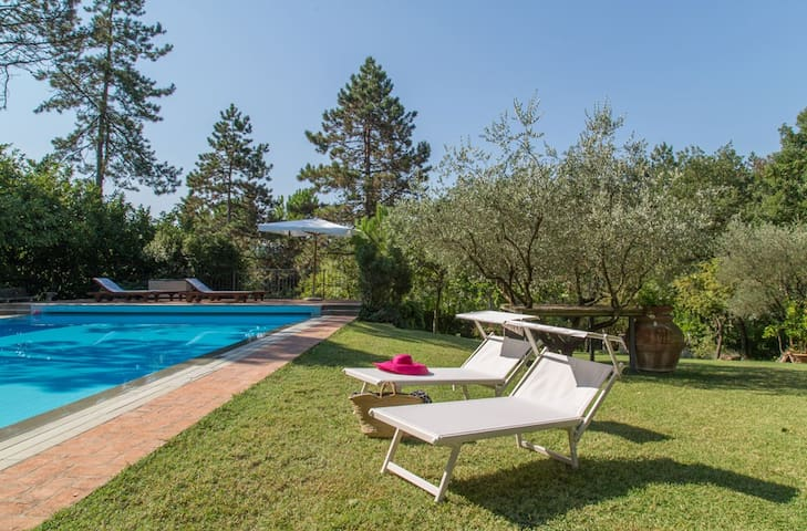 Ospedaletto 57, GuestHouse with garden and pool - Brisighella - Ev