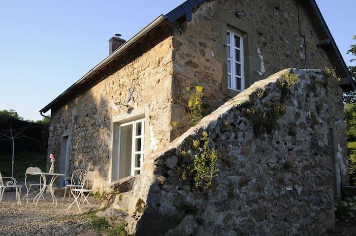 Thivelle - Old stone cottage in Morvan - Cussy-en-Morvan - Casa