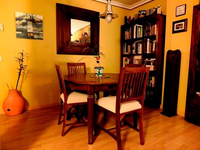Apartamento céntrico con garage - Zamora - Apartemen
