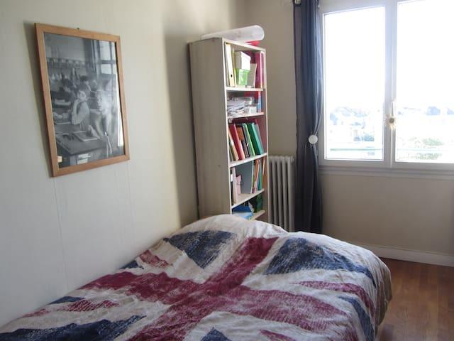 Appartement spacieux avec vue panoramique - Angers