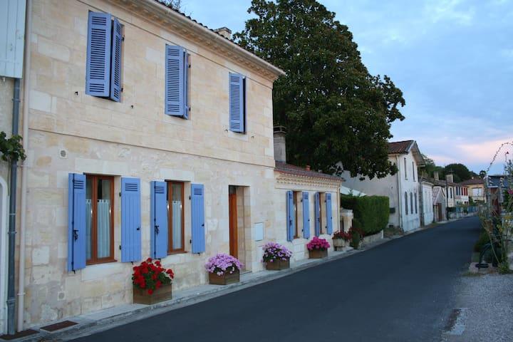 Roque Pigeon Estuaire de la Gironde - Bayon-sur-Gironde