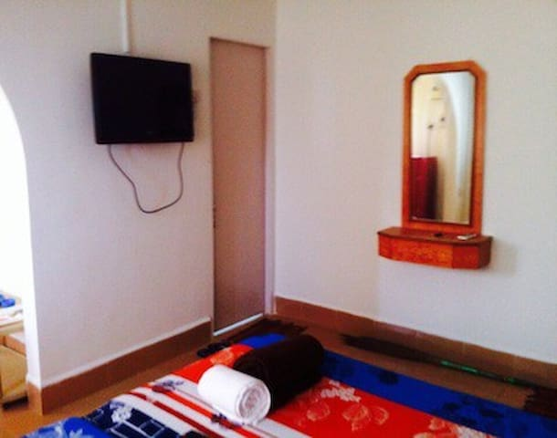 A/C apartment nr Calangute beach In 3 star resort - Bardez - Daire