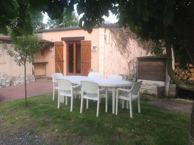 Maison à 10min de Chartres - Nogent-le-Phaye - Huis