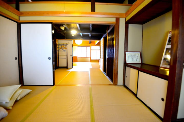 (B&B)Seaside town/Traditional house renovated - Matsue-shi