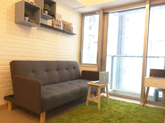 Cozy Nordic Home - Hong Kong - Appartement