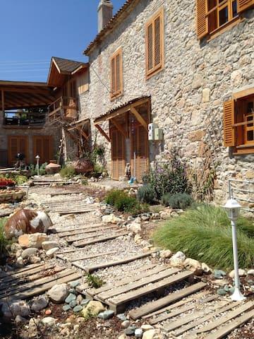 Çabuk's Stone House 1 - Mordoğan - Casa