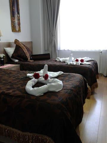 ABİSSO HOTEL - Fatih - Aamiaismajoitus