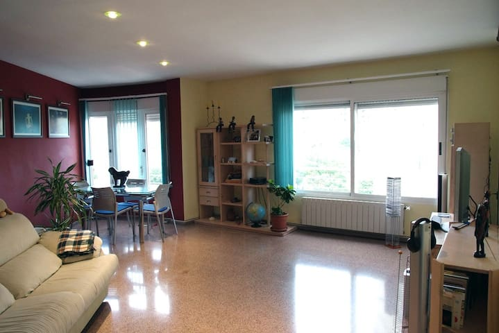 Habitación privada resto compartido - Alcoi - Apartemen