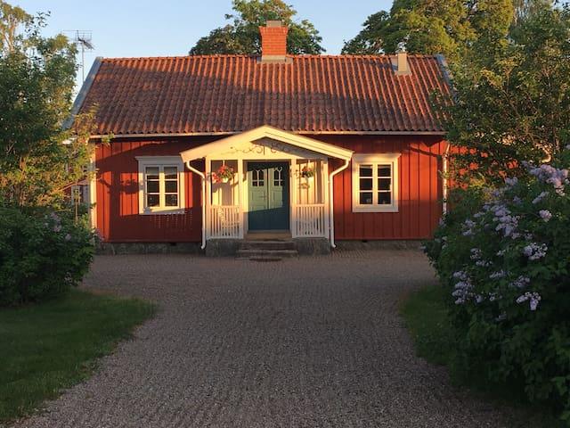 Härligt hus i  Mullsjö, Jönköping - Mullsjö