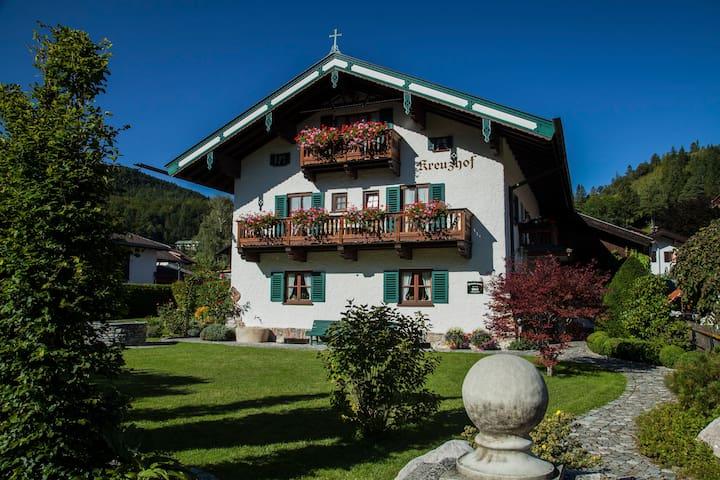 Ferienwohnung Karwendel, Bergkulisse pur - Mittenwald - Huoneisto